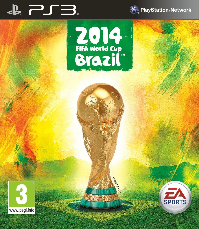 Cover mit Pokal der Fussball-Weltmeisterschaft