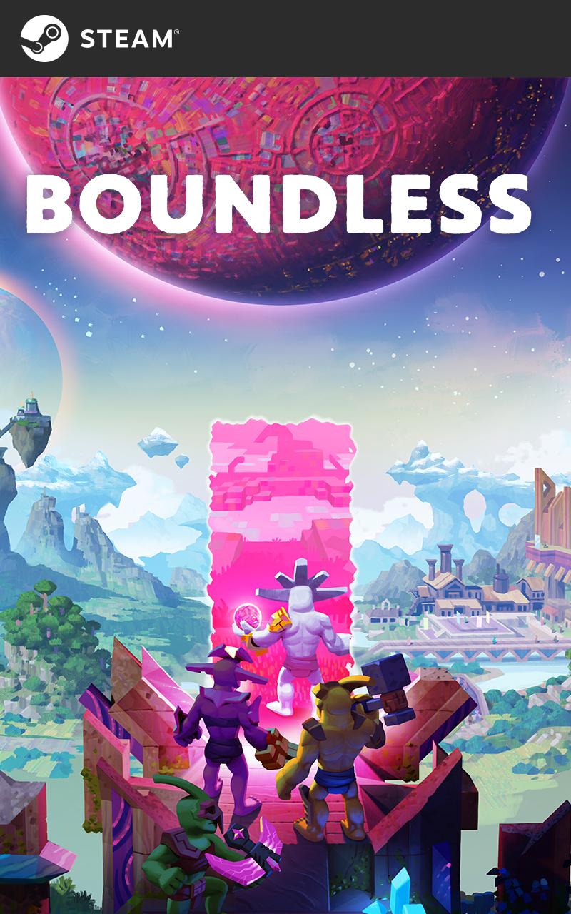 Packshot des Spiels Boundless