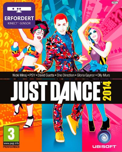 Am Cover zu sehen sind drei schemenhaft dargestellte Tänzer/innen vor einem bunten Hintergrund.