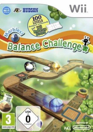 Das Coverbild zeigt eine Murmel auf einer verrückten Murmelbahn.