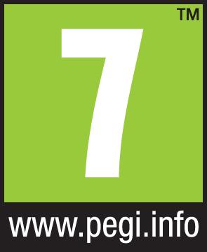 PEGI Alterskennzeichnung 7