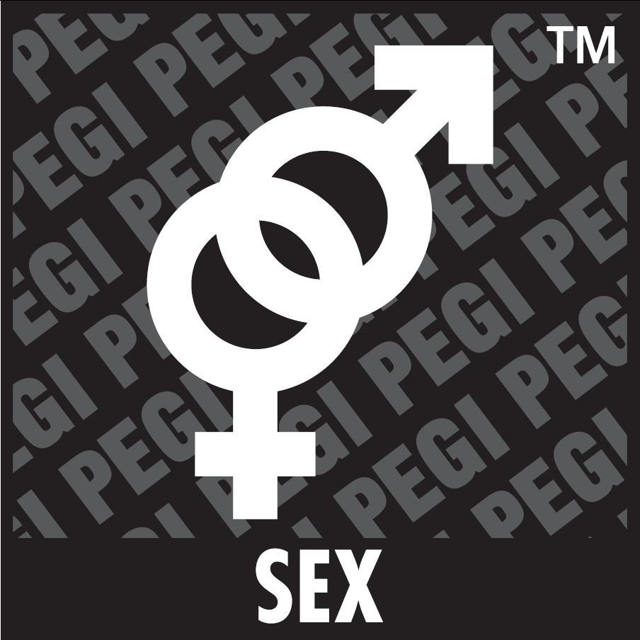 PEGI Inhaltsbeurteilung Sex