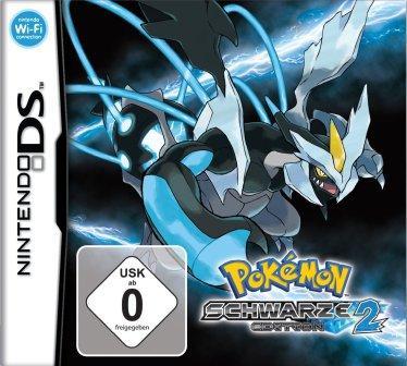 Das Coverbild zeigt ein schwarzes Pokémon vor dunklem Hintergrund.