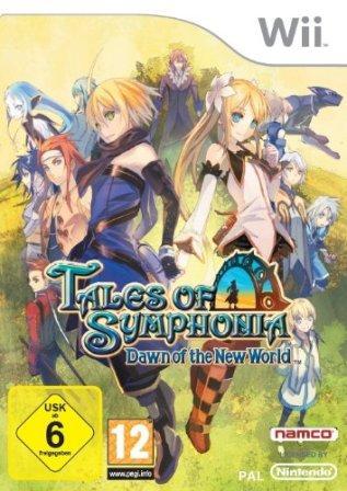 Das Coverbild zeigt mehrere Spielcharaktere im Manga-Stil.