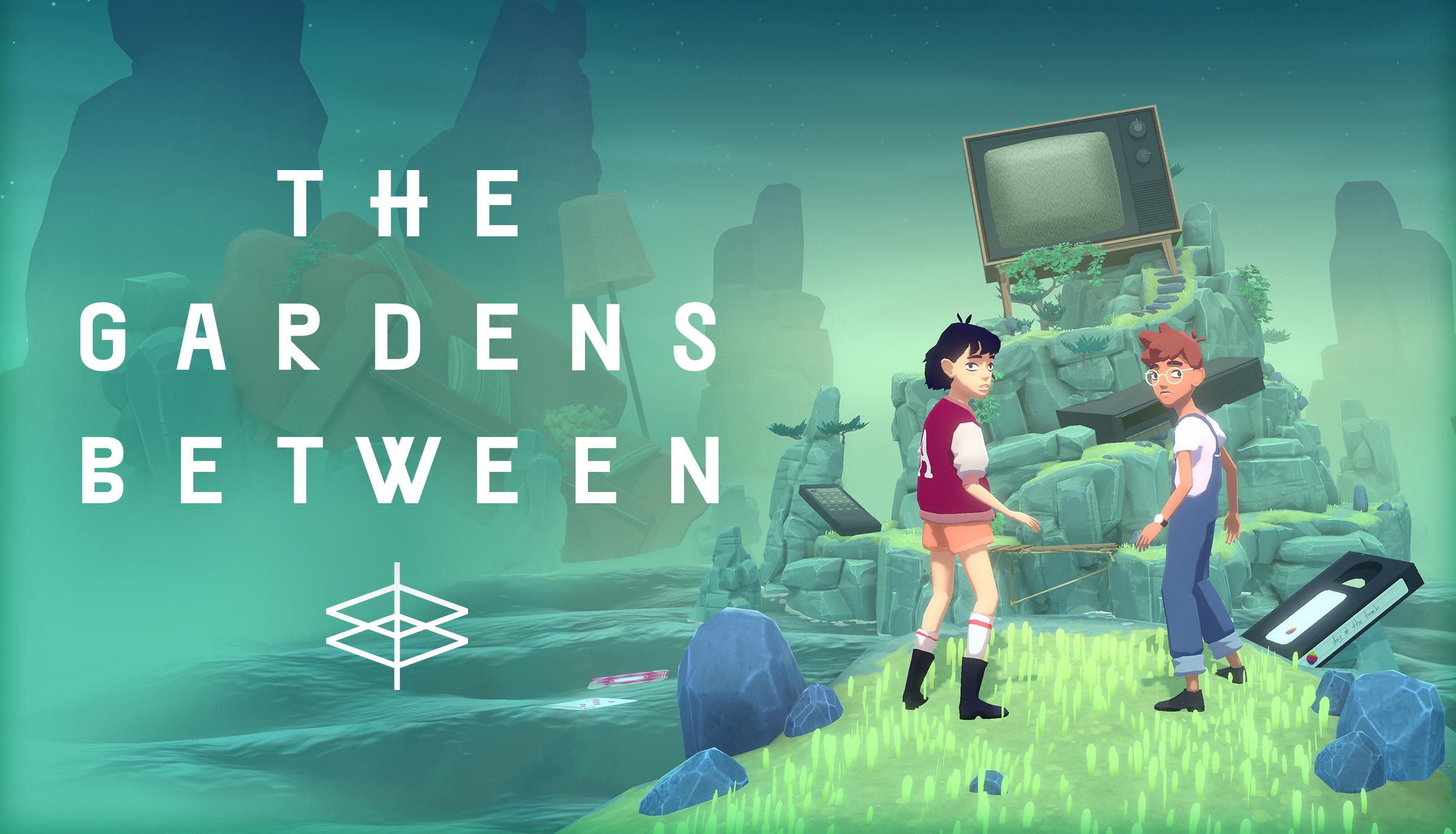Packshot des Spiels The Gardens Between