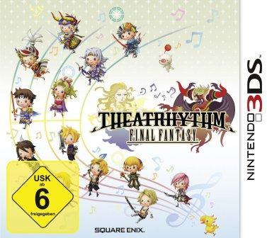 Das Coverbild zeit bunte Figuren, die auf Notenlinien tanzen.