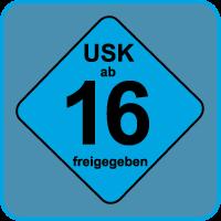 Kennzeichen USK: Freigegeben ab 16 Jahren
