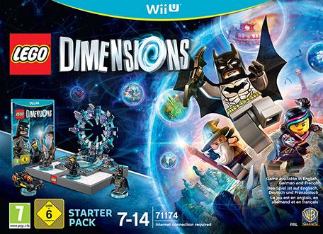 Cover: Starterpack mit Batman, Gandalf und Wyldstyle