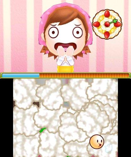 Screenshot: Cooking Mama hat zu viel Mehl aufgewirbelt