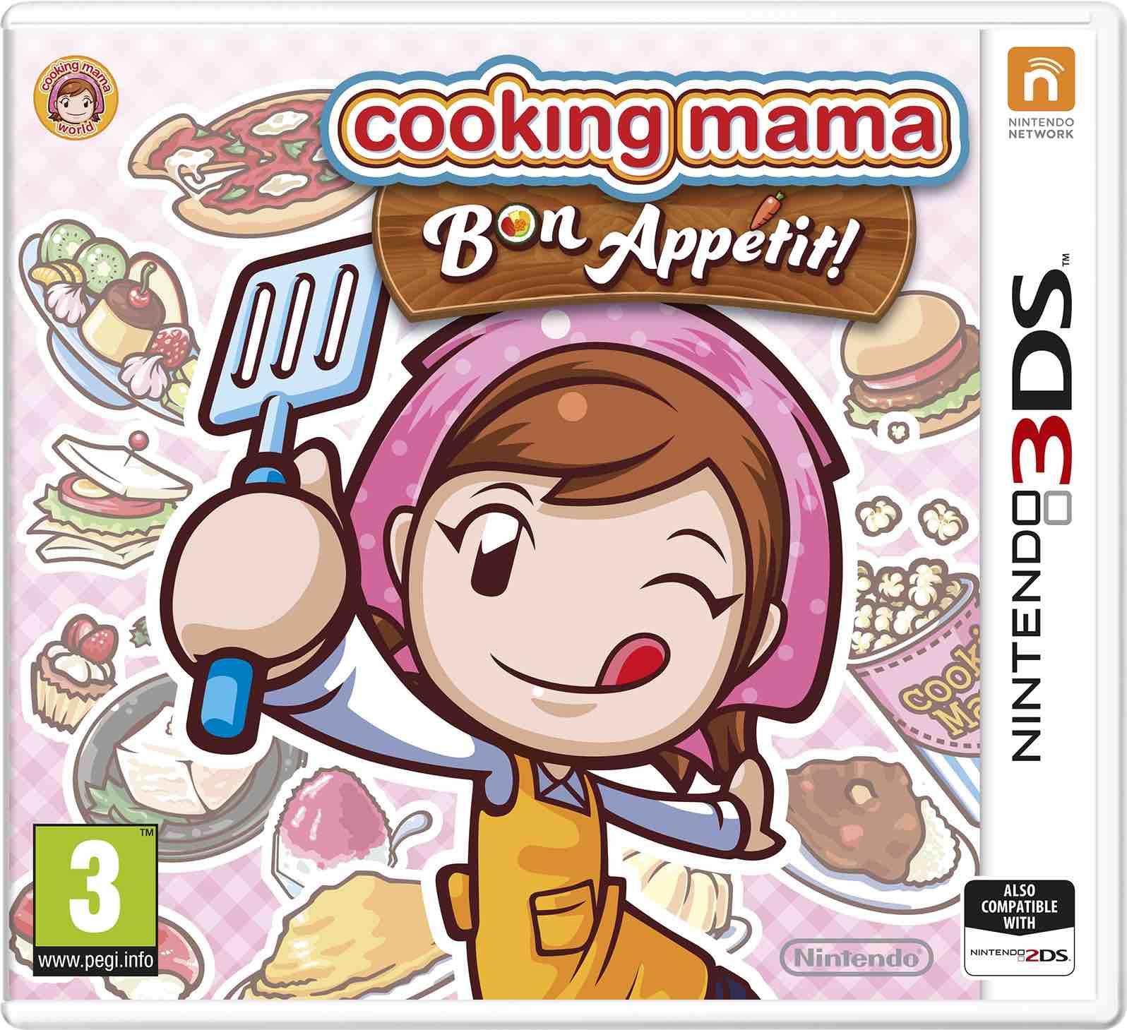 Cover: eine Comic-Mama mit einer Pfannenschaufel