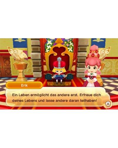 Audienz bei König und Königin