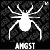 PEGI Symbol Angst: Eine Spinne