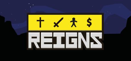 Cover: Über dem Schriftzug mit dem Spieltitel sind ein Kreuz, ein Schwer, eine Person und ein Dollarzeichen abgebildet.