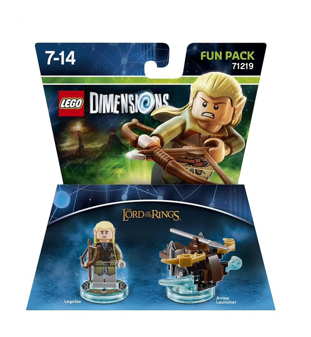 Screenshot: Legolas und ein Luftschiff