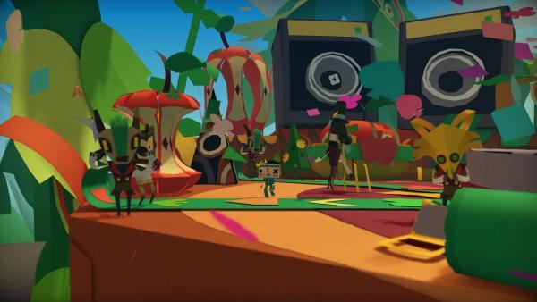 Screenshot: Partywelt