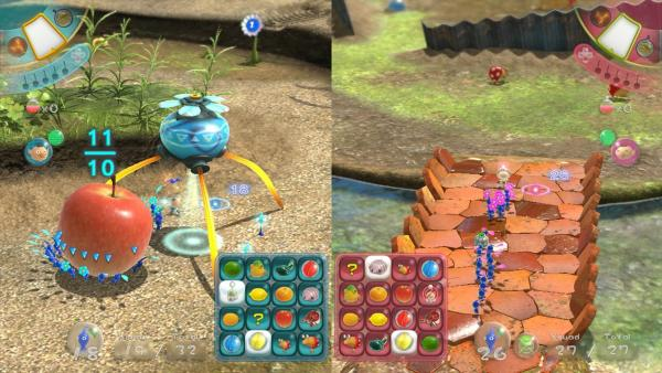 Multiplayermodus, Spiltscreen, Bingovariante