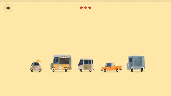 Screenshot: Fehlersuchbild mit Autos