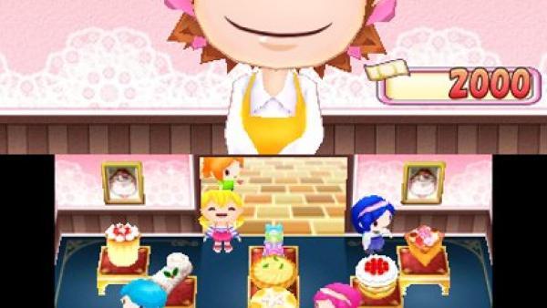 Screenshot: der Süßigkeitenladen