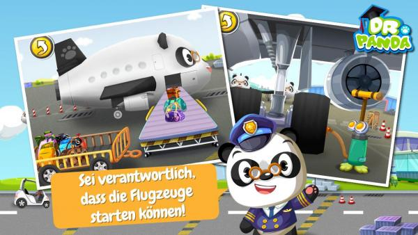 Screenshot: zwei Minispiele