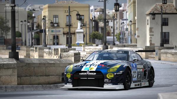 Rennauto in Gran Turismo 6