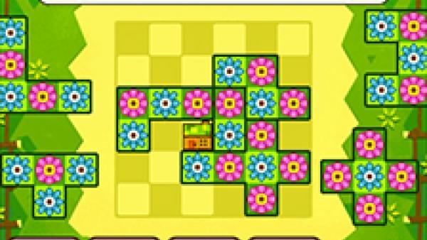 Blumengarten Minispiel