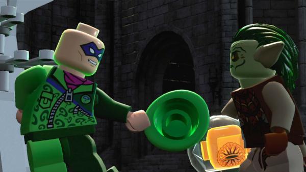 Screenshot: zwei Lego-Figuren
