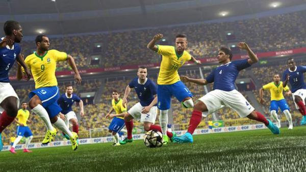 Screenshot: Wiederholung einer Spielszene