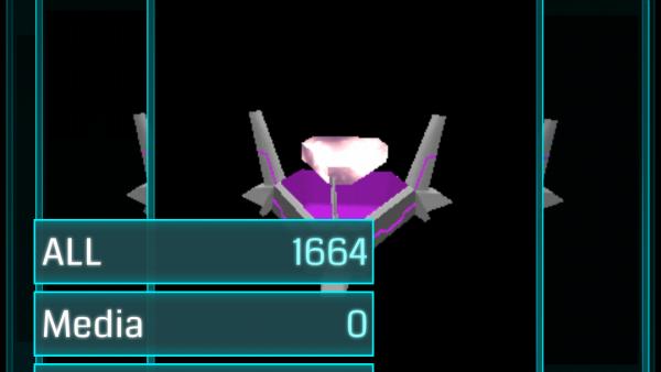 Darstellung des Inventars mit XMP-Buster (benötigt zur Übernahme von feindlichen Portalen)