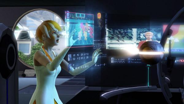 Sim beim Verwenden von neuen Technologien wie Beamer