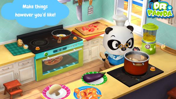 Dr. Pandas Küche