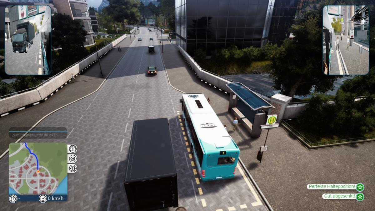 Busfahr Spiele