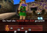 Link spielt die Hymne der Zeit