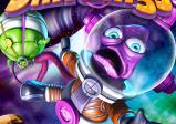 Cover: Zwei Aliens als Astronauten im Weltall