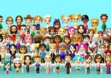 """Screenshot von """"Tomodachi Life"""" mit Gruppenfoto von vielen Mii"""