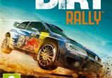 Das Cover zeigt ein Rally-Auto im Sprung unter dem DiRT-Schriftzug