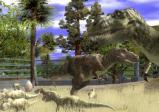 Eine Dinosaurierfamilie.