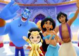 ein Avatar mit den Aladin Charakteren