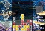 Tetris im Unterwasser-Design.