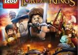 """Das Coverbild zeigt die """"Herr der Ringe"""" Charaktere im Lego-Stil."""