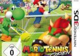 Das Coverbild zeigt Mario und seine Freunde beim Tennis spielen.