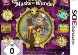 Das Coverbild zeigt viele verschiedene Ausschnitte aus dem Spiel und die drei Spielhelden.