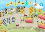 Screenshot: Ausschnitt einer Stadt der ein Agrar- und Industriegebiet zeigt.