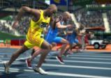Läufer beim Start.