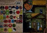 Screenshot: Comicbuch mit einer Horrorgeschichte mit Halloween-Thematik.