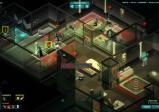 Screenshot: großer Raum mit strategischen Punkten, Agenten und Wachen