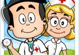 Cover: ein Arzt und eine Ärztin
