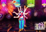 Screenshot: vier TänzerInnen formieren sich zu einer Götin Kali Figur
