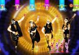 Screenshot: vier TänzerInnen
