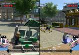 Screenshot: Multiplayer via Splitscreen