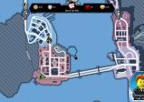 Screenshot: Stadtkarte